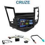 Autoradio 2-DIN Clarion Chevrolet Cruze depuis 2009 - VX404E