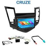 Autoradio 2-DIN GPS NX302E, NX405E, NX505E ou NX706E Chevrolet Cruze depuis 2009