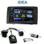 Autoradio 2-DIN Clarion Fiat Idea depuis 2005 - VX404E