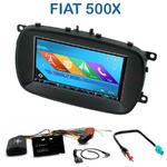 Autoradio 2-DIN GPS NX302E, NX405E, NX505E ou NX706E Fiat 500X depuis 2014