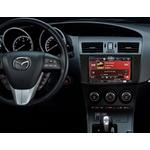 """Autoradio GPS Alpine 8"""" X802D-U ou X800D-U - Mazda 3 de 2009 à 2013 - Kit d'intégration KTX-WXE-M38 offert"""