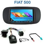 Autoradio 2-DIN GPS NX302E, NX405E, NX505E ou NX706E Fiat 500