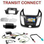 Autoradio GPS Ford Transit Connect depuis 2014 - INE-W990HDMI, INE-W710D, INE-W987D ou ILX-702D au choix