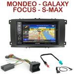 Pack autoradio GPS Ford Mondeo, Focus, C-Max, S-Max & Galaxy - INE-W990HDMI, INE-W710D, INE-W987D ou ILX-702D au choix