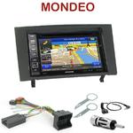 Pack autoradio GPS Ford Mondeo de 06/2003 à 05/2007 - INE-W990HDMI, INE-W710D, INE-W987D ou ILX-702D au choix
