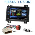 Autoradio 2-DIN Clarion Ford Fiesta & Fusion avant 09/2005 - VX404E