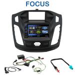 Autoradio 2-DIN Clarion Ford Focus depuis 2011 - VX404E