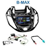 Autoradio 2-DIN Clarion Ford B-Max depuis 2012 - VX404E