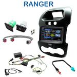Autoradio 2-DIN Clarion Ford Ranger depuis 2012 - VX404E