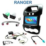 Autoradio 2-DIN GPS NX302E, NX405E, NX505E ou NX706E Ford Ranger depuis 2012