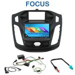 Autoradio 2-DIN GPS NX302E, NX405E, NX505E ou NX706E Ford Focus depuis 2011