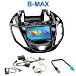 Autoradio 2-DIN GPS NX302E, NX405E, NX505E ou NX706E Ford B-Max