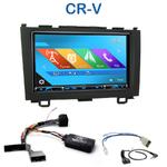 Autoradio 2-DIN GPS NX302E, NX405E, NX505E ou NX706E Honda CR-V 2006 à 2012