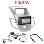Pack autoradio GPS Ford Fiesta de 10/2008 à 2012 - INE-W990HDMI, INE-W710D, INE-W987D ou ILX-702D au choix