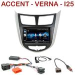 Autoradio 2-DIN Alpine Hyundai Accent depuis 2012 - CDE-W296BT, IVE-W560BT OU IVE-W585BT AU CHOIX