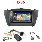 Pack autoradio GPS Hyundai IX35 de 2010 à 2013 - INE-W990HDMI, INE-W710D, INE-W987D ou ILX-702D au choix