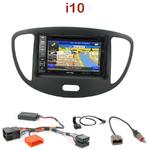 Pack autoradio GPS Hyundai i10 de 2008 à 2013 - INE-W990BT, INE-W997D ou ILX-700 au choix