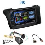Autoradio 2-DIN Clarion Hyundai i40 depuis 06/2011 - VX404E