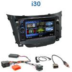 Autoradio 2-DIN Clarion Hyundai i30 depuis 03/2012 - VX404E