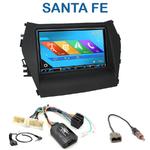 Autoradio 2-DIN GPS NX302E, NX405E, NX505E ou NX706E Hyundai Santa Fe depuis 2012