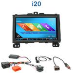 Autoradio 2-DIN GPS NX302E, NX405E, NX505E ou NX706E Hyundai i20 de 03/2009 à 2012