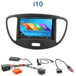 Autoradio 2-DIN GPS NX302E, NX405E, NX505E ou NX706E Hyundai i10 depuis 2008