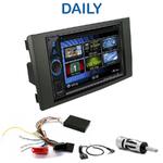 Autoradio 2-DIN Clarion Iveco Daily de 2009 à 2013 - VX404E