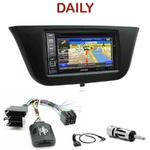 Pack autoradio GPS Iveco Daily depuis 2014 - INE-W990BT, INE-W997D ou ILX-700 au choix