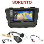 Pack autoradio GPS Kia Sorento depuis 2012 - INE-W990HDMI, INE-W710D, INE-W987D ou ILX-702D au choix
