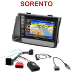 Pack autoradio GPS Kia Sorento de 2009 à 2012 - INE-W990HDMI, INE-W710D, INE-W987D ou ILX-702D au choix