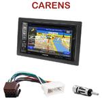 Pack autoradio GPS Kia Carens de 2007 à 2010 - INE-W990HDMI, INE-W710D, INE-W987D ou ILX-702D au choix