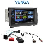 Autoradio 2-DIN Clarion Kia Venga depuis 2010 - VX404E