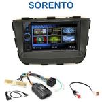 Autoradio 2-DIN Clarion Kia Sorento depuis 2012 - VX404E