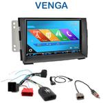 Autoradio 2-DIN GPS NX302E, NX405E, NX505E ou NX706E Kia Venga depuis 2011