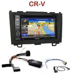 Pack autoradio GPS Honda CR-V 2006 à 2012 - INE-W990HDMI, INE-W710D, INE-W987D ou ILX-702D au choix