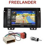 Autoradio GPS Land Rover Freelander de 2004 à 2006 - INE-W990HDMI, INE-W710D, INE-W987D ou ILX-702D au choix