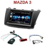 Autoradio 2-DIN Alpine Mazda 3 de 2010 à 2014 - CDE-W296BT, IVE-W560BT OU IVE-W585BT AU CHOIX