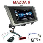 Autoradio 2-DIN Alpine Mazda 6 de 2008 à 2012 - CDE-W296BT, IVE-W560BT OU IVE-W585BT AU CHOIX