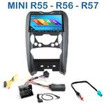 Autoradio 2-DIN GPS NX302E, NX405E, NX505E ou NX706E Mini R56 Cooper Countryman & Clubman depuis 2006