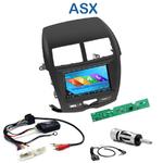 Autoradio 2-DIN GPS NX302E, NX405E, NX505E ou NX706E Citroen C4 Aircross, Mitsubishi ASX et Peugeot 4008