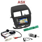 Pack autoradio GPS Mitsubishi ASX depuis 2010, Citroën C4 Aircross & Peugeot 4008  - INE-W990HDMI, INE-W710D, INE-W987D ou ILX-702D au choix