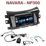 Autoradio 2-DIN Alpine Nissan Navara NP300 depuis 2015 - CDE-W296BT, IVE-W560BT OU IVE-W585BT AU CHOIX