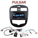 Autoradio 2-DIN Alpine Nissan Pulsar depuis 2015 - CDE-W296BT, IVE-W560BT OU IVE-W585BT AU CHOIX