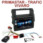 Autoradio 2-DIN Nissan Primastar, Opel Vivaro & Renault Trafic de 2011 à 2014 - CDE-W296BT, IVE-W560BT OU IVE-W585BT AU CHOIX