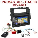 Pack autoradio GPS Nissan Primastar, Opel Vivaro & Renault Trafic de 2011 à 2014 -  INE-W990HDMI, INE-W710D, INE-W987D ou ILX-702D au choix