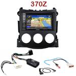 Pack autoradio GPS Nissan 370Z - INE-W990HDMI, INE-W710D, INE-W987D ou ILX-702D au choix