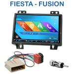 Autoradio 2-DIN GPS NX302E, NX405E, NX505E ou NX706E Ford Fiesta et Fusion avant 09/2005