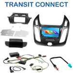Autoradio 2-DIN GPS NX302E, NX405E, NX505E ou NX706E Ford Transit Connect depuis 2014