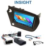 Autoradio 2-DIN GPS NX302E, NX405E, NX505E ou NX706E Honda Insight depuis 2010