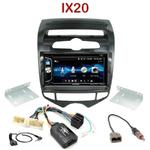 Autoradio 2-DIN Alpine Hyundai IX20 depuis 2010 - CDE-W296BT, IVE-W560BT OU IVE-W585BT AU CHOIX